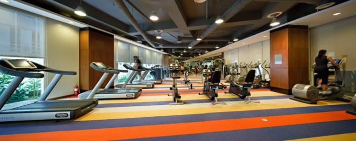 Amorsolo Square Makati - Fitness Gym