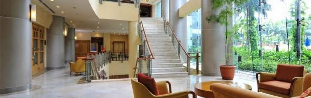 Amorsolo Square Makati - Lobby