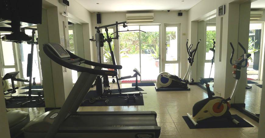 The Mondrian Residences - Fitness Gym