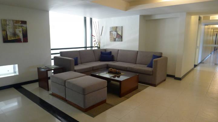 The Mondrian Residences - Living Area