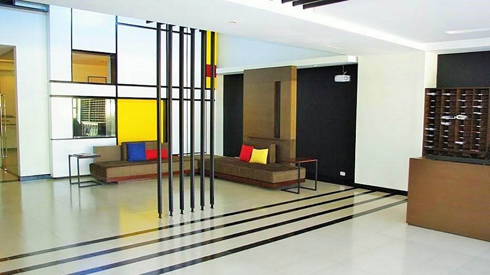 The Mondrian Residences - Lobby