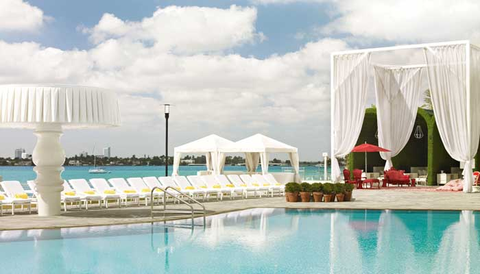 The Mondrian Residences - Swimming Pool & Function Hall