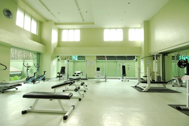 Dansalan Gardens - Fitness Gym