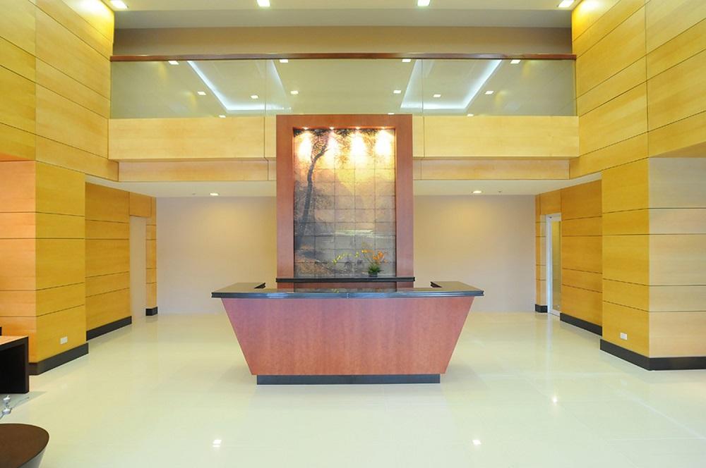 Dansalan Gardens - Reception Lobby