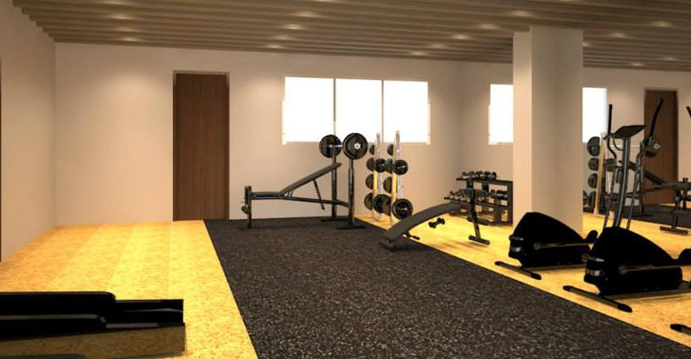 3 Forty Fifth Residences - Fitness Gym