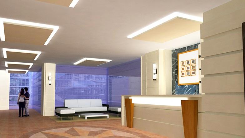 588 Residences - Main Lobby