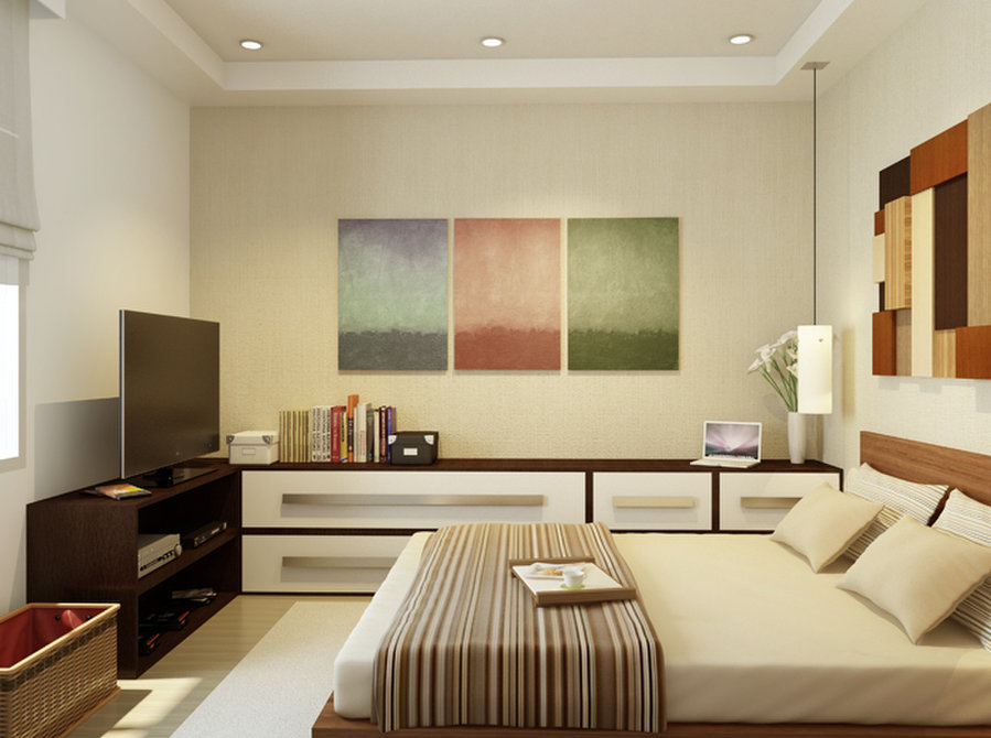 Avida Towers Alabang - Bedroom - 2BR Unit