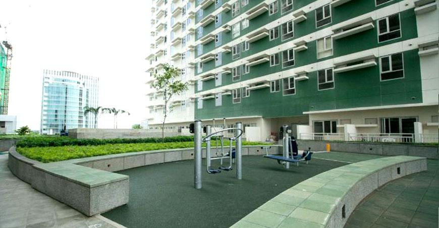 Avida Towers Alabang - Fitness Area