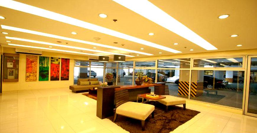 Avida Towers Alabang - Lobby