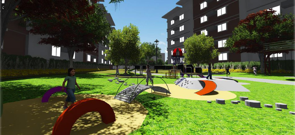 Park Residences - Kids Play Area