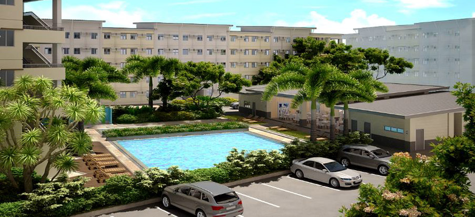 Park Residences - Swimming Pool