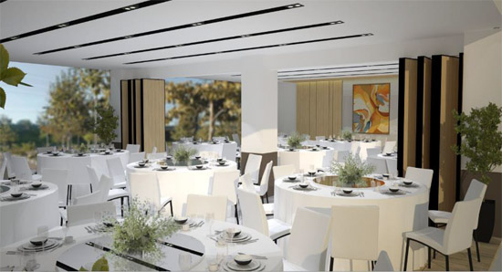 Park Residences - Function Room