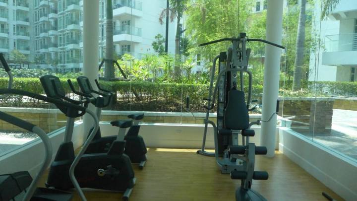 The Parkside Villas - Gym