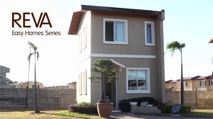 Camella Sta. Cruz - Reva Model House