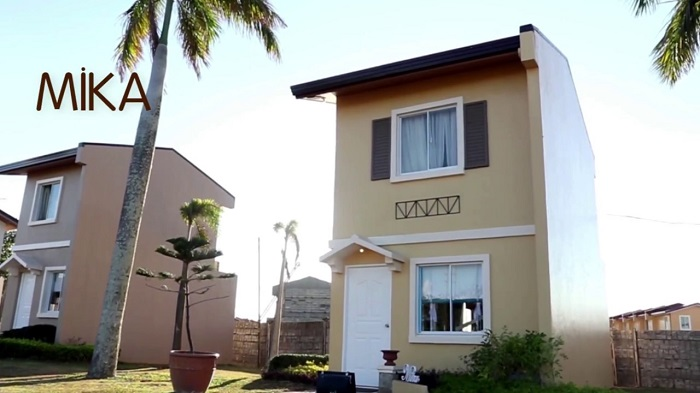 Camella Sta. Cruz - Mika Model House