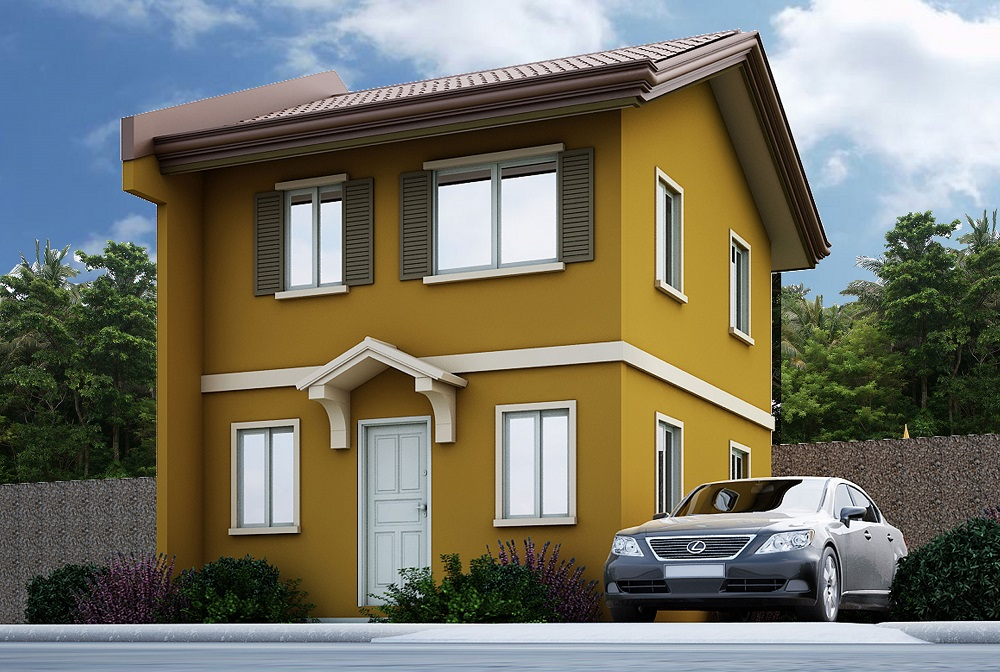 Camella Sta. Cruz - Cara Model House