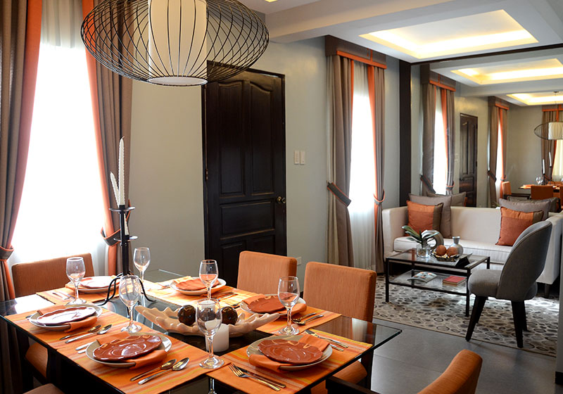 Camella Sta. Cruz - Dining Area