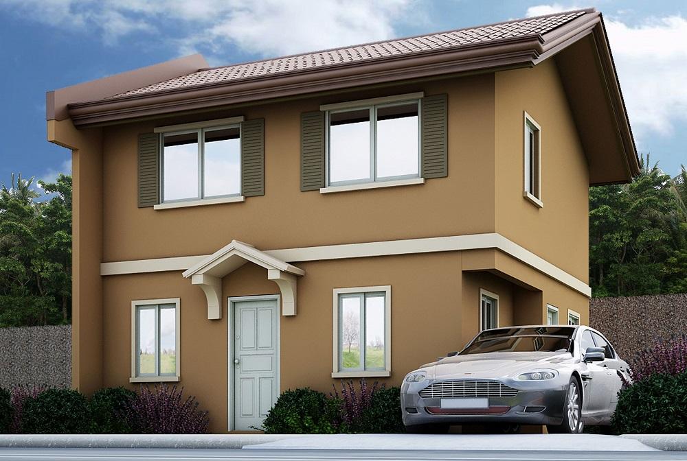 Camella Sta. Cruz - Dana House Model