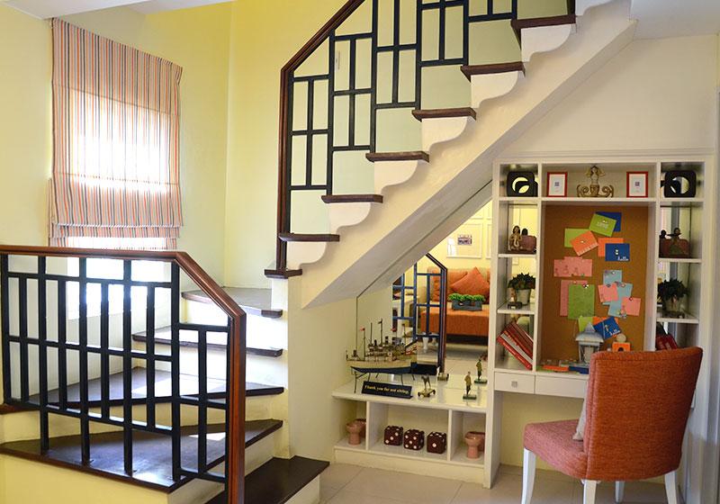 Camella Sta. Cruz - Staircase Area