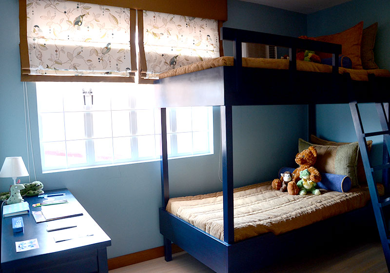 Camella Sta. Cruz - Kids Bedroom