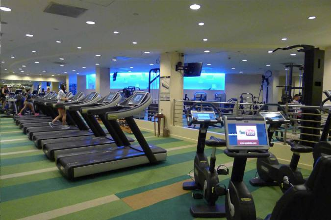 Hidalgo Place - Fitness Gym