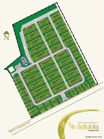 BellaVita Cabanatuan - Site Development Plan