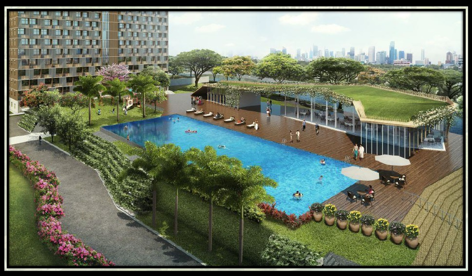 Bayport West NAIA Garden Residences - Swimming Pool