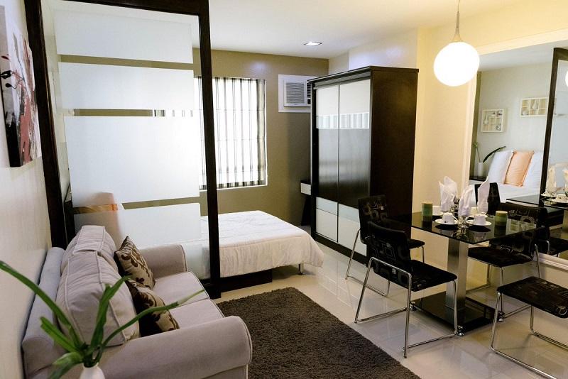 Kassel Residences - Living Area