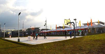 BellaVita Capas Tarlac - Basketball Court