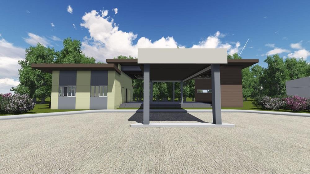BellaVita Lipa - Clubhouse Perspective