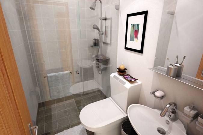 8 Adriatico - Bathroom