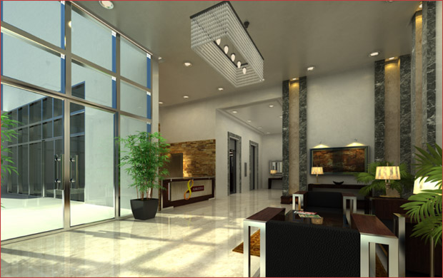 8 Adriatico - Reception - Lobby Area