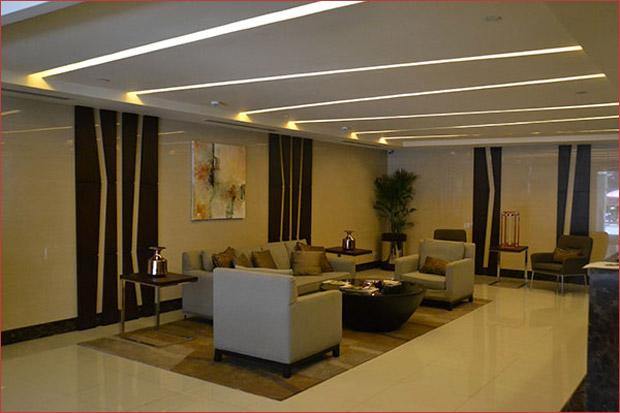 8 Adriatico - Lobby Area