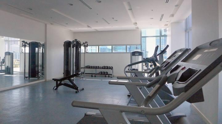 8 Adriatico - Gym