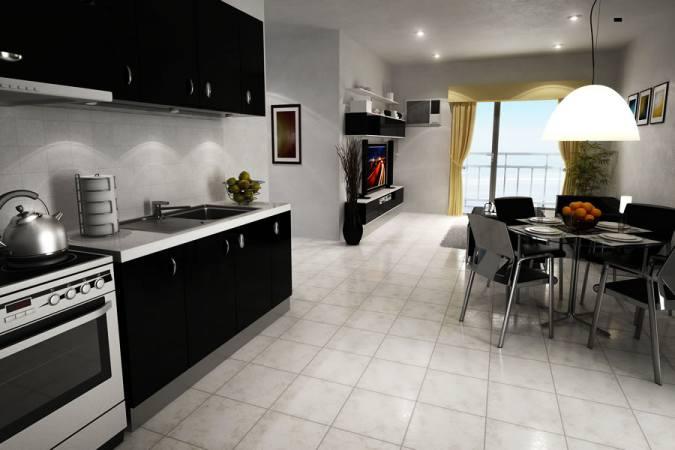 8 Adriatico - Kitchen