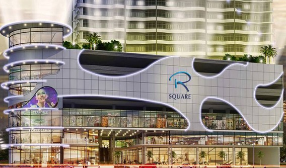 R Square Residences - Shopping Mall