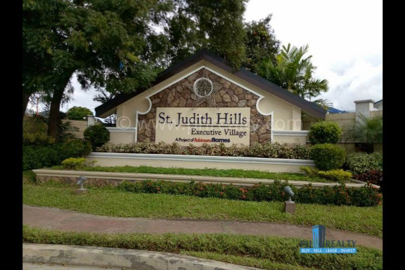 St. Judith Hills - Lot Area
