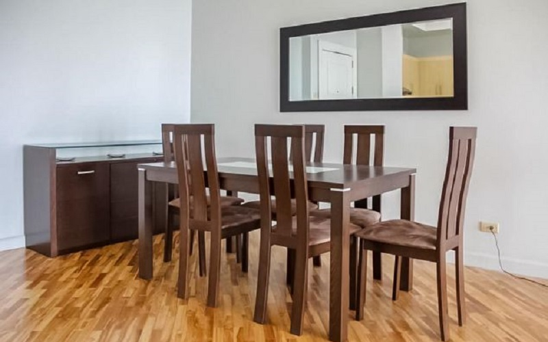 The Manansala - Dinning Area