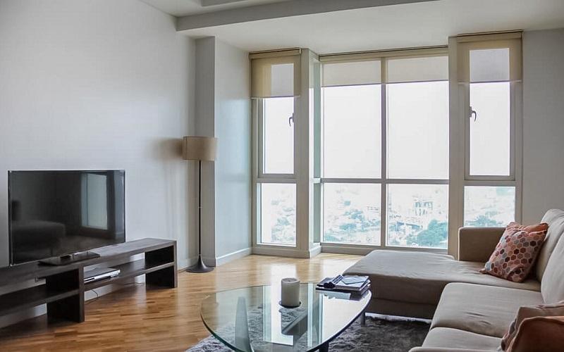 The Manansala - Living Area