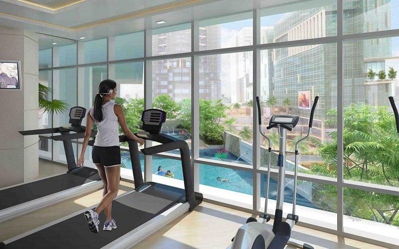 Bonifacio Heights Taguig - Fitness Gym