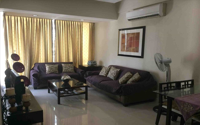 Bonifacio Heights Taguig - Living Area