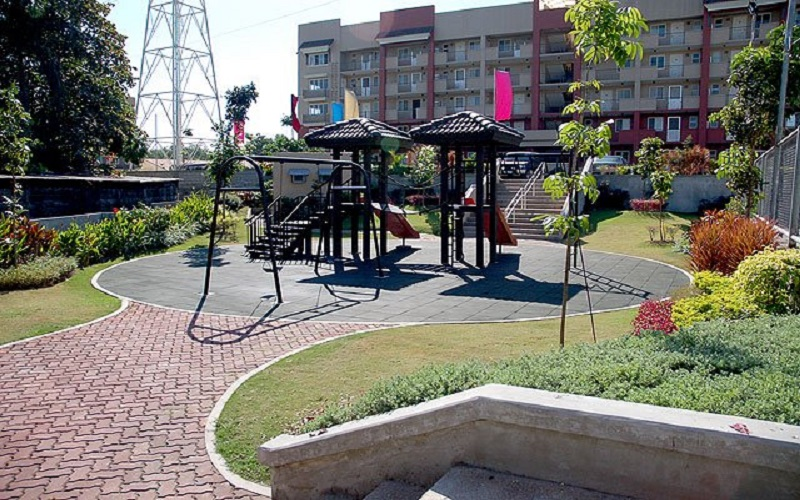 Bonifacio Heights Taguig - Play Area