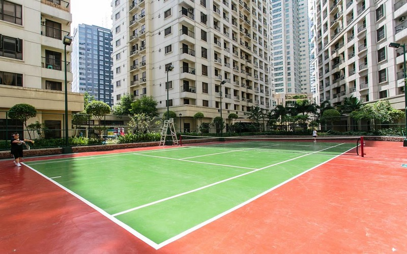 Bonifacio Heights Taguig - Tennis Court