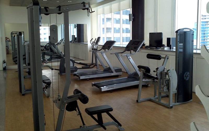 Fairways Tower - Fitness Gym