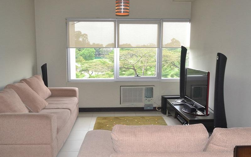 Fairways Tower - Living Area