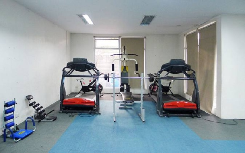 Flora Vista Commonwealth - Fitness Gym