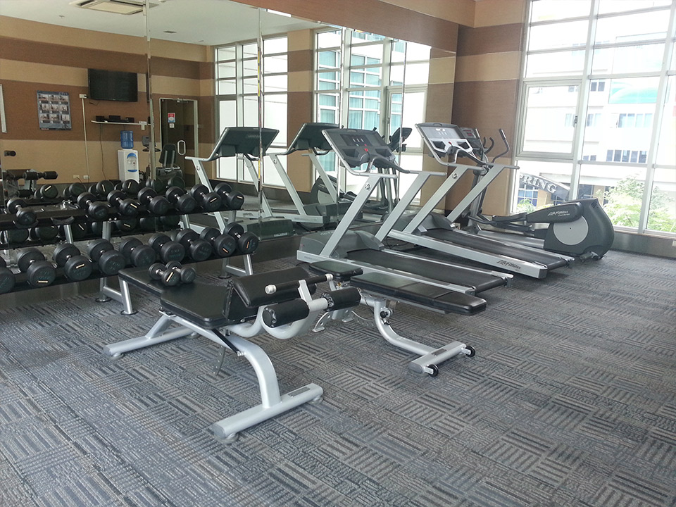 Crescent Park Residences - Fitness Gym