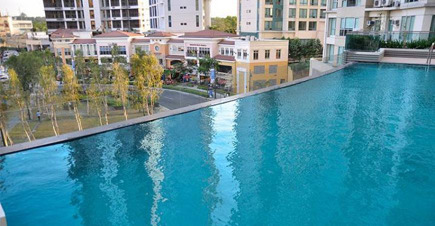 Crescent Park Residences - Swimming Pool