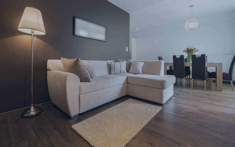 Greenhills Garden Square - Living & Dining Area