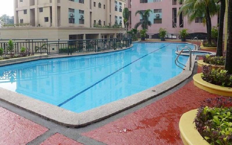 Greenhills Garden Square - Swimming Pool